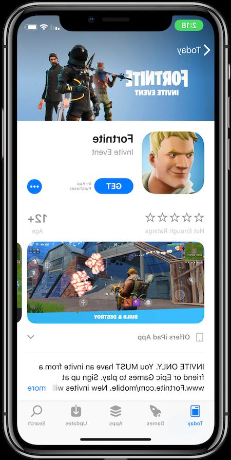 Comment télécharger Fortnite sur Play Store ?