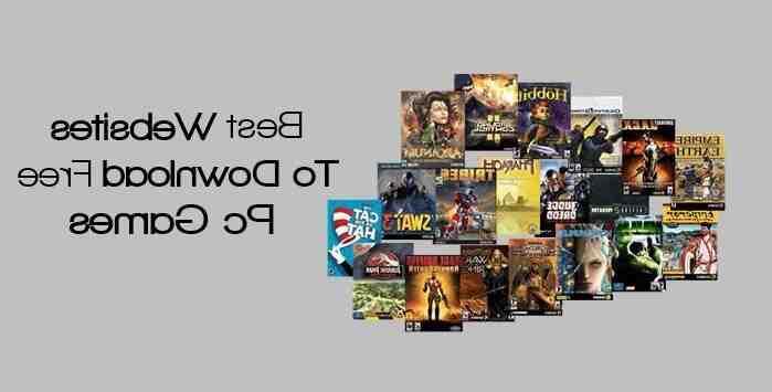 Quel est le meilleur site pour telecharger des jeux PC ?