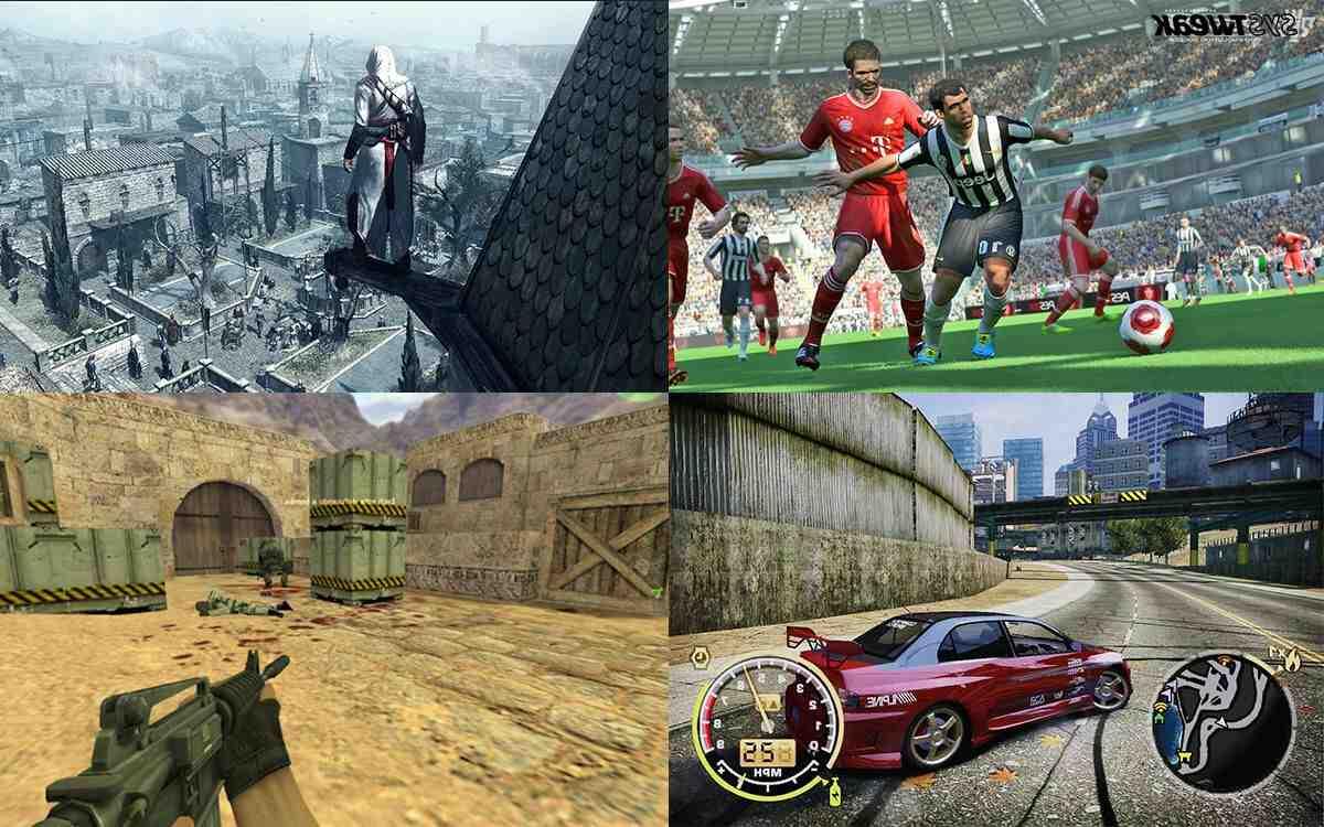 Quel jeu choisir sur PC ?