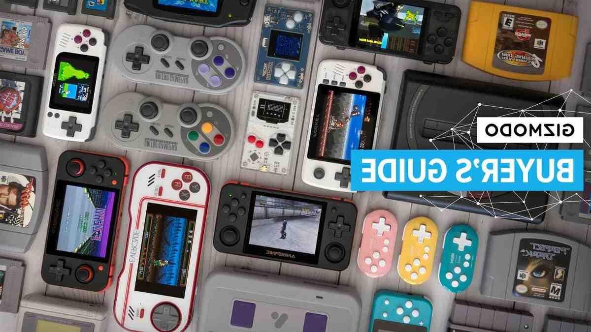 Quelle est la meilleure console retrogaming ?
